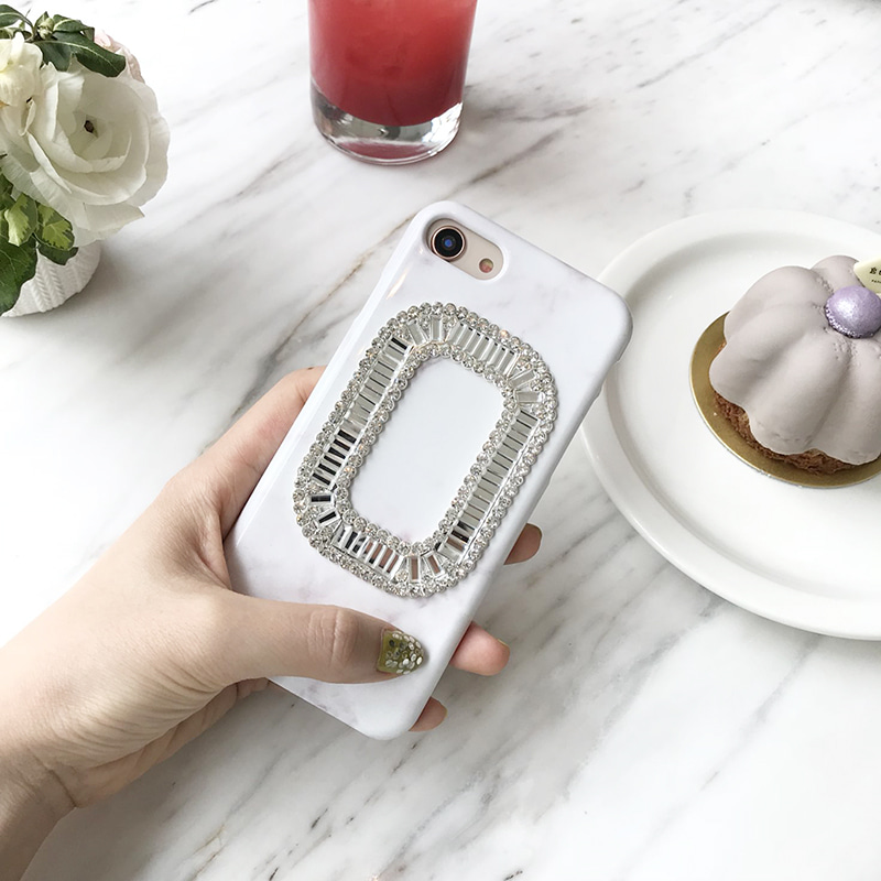 crystal phone case