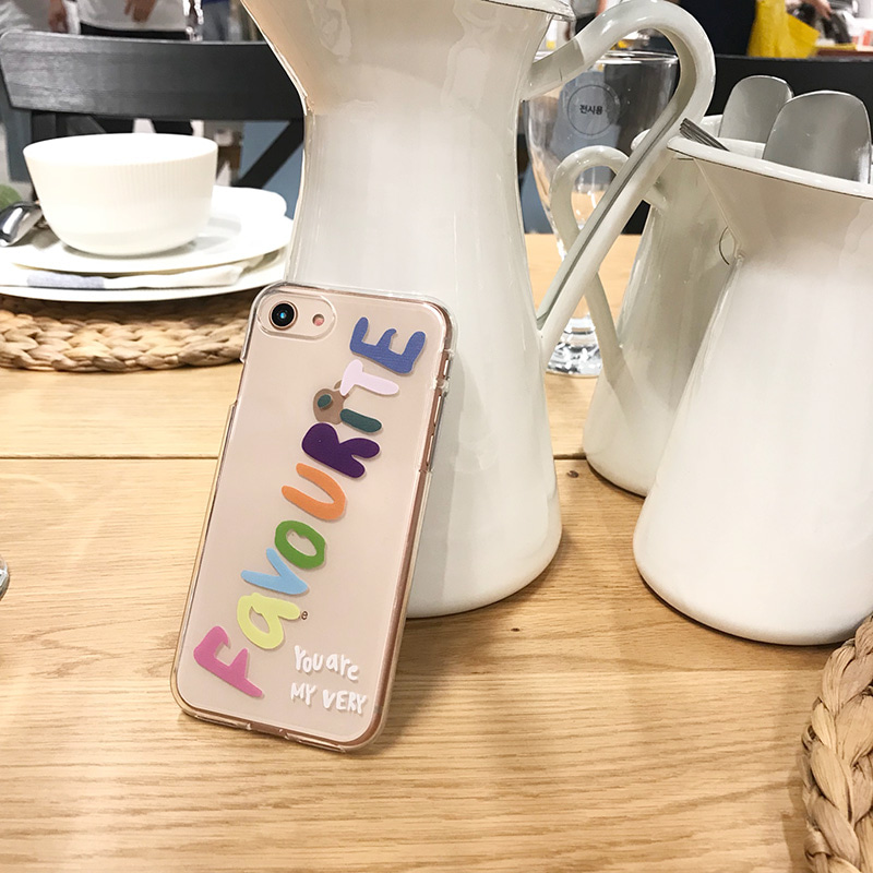 you are my favourite (젤리) phone case